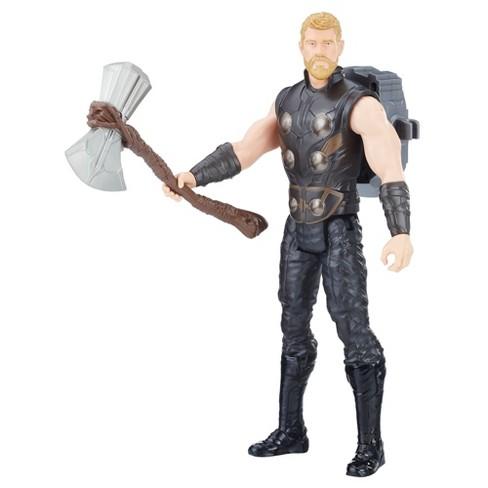 Marvel Avengers Infinity War Titan Hero Power Fx Thor Target