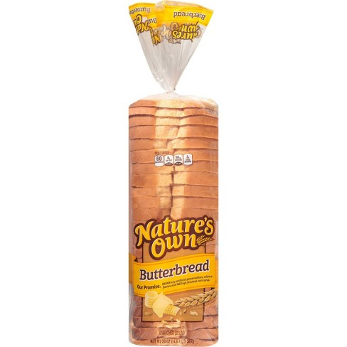 Nature's Own Butter Bread - 20oz - image 1 of 4