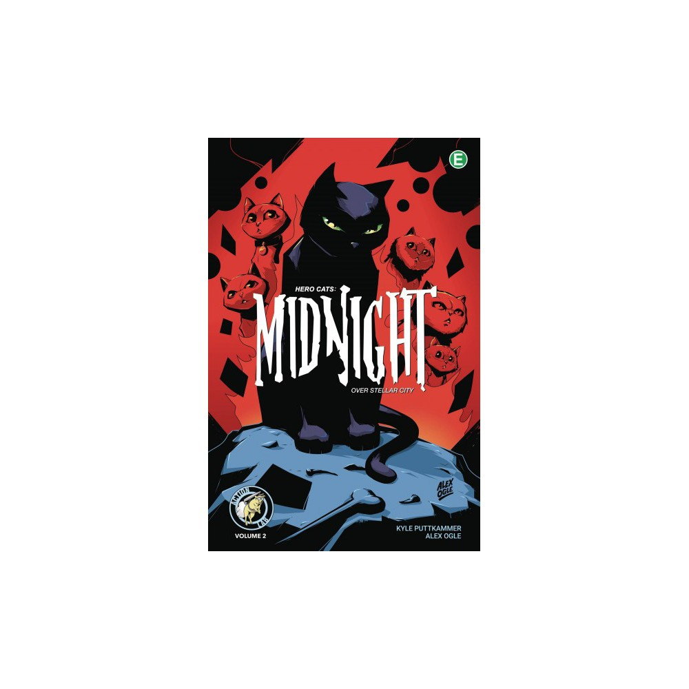 Hero Cats 2 : Midnight over Stellar City - by Kyle Puttkammer (Paperback)