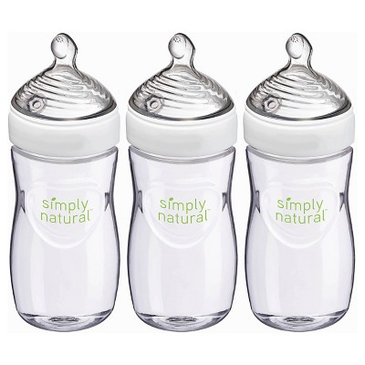 Nuk® Simply Natural Bottle 9oz 3pk