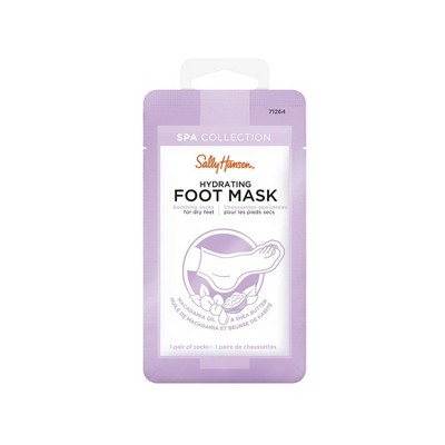 Sally Hansen Spa Collection 71264 Hydrating Foot Mask - 0.88 fl oz