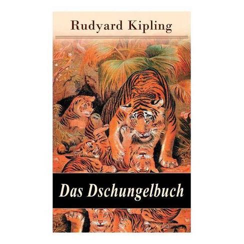 Das Dschungelbuch - by  Rudyard Kipling & John Lockwood Kipling (Paperback) - image 1 of 1