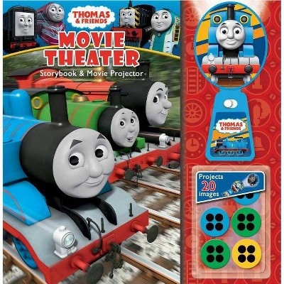 Thomas & Friends: Movie Theater Storybook & Movie Projector, Volume 1 - 2nd Edition (Hardcover)