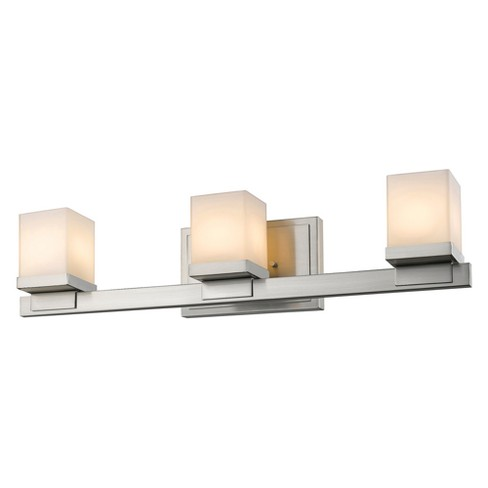 Vanity Wall Lights with Matte Opal Glass (Set of 3) - Z-Lite - image 1 of 1