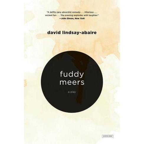 Fuddy Meers - by  David Lindsay-Abaire (Paperback) - image 1 of 1