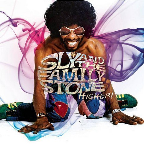 Sly & The Family Stone - Higher! (Vinyl) - image 1 of 1