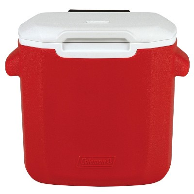 Coleman 16qt Performance Cooler with Wheels - Red