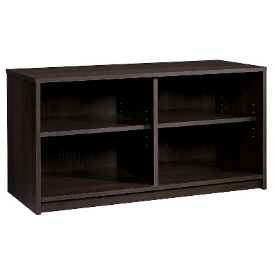 Open Shelf TV Stand Espresso - Room Essentials™