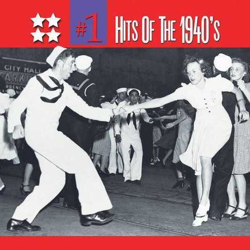 Various Artists - 1 Hits Of The 1940s (CD) - image 1 of 2