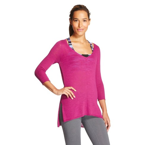 Women's Lynn Sweater Plum Passion XL - Tulah by Soybu - image 1 of 1