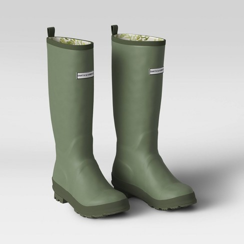Women's Tall Rain Boots - Smith & Hawken™ - image 1 of 4