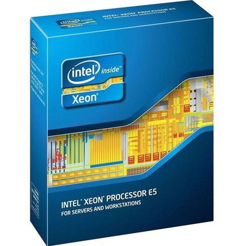 Intel Xeon E5-2630V2 / 2.6 GHz processor - image 1 of 1