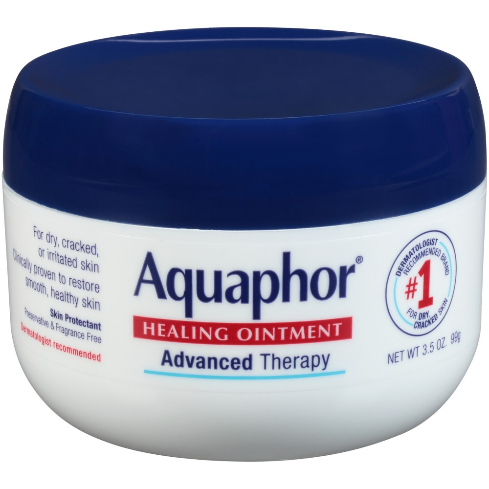 Image of Unscented Aquaphor Healing Ointment - 3.5oz