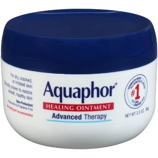 Unscented Aquaphor Healing Ointment - 3.5oz