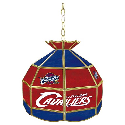 Cleveland Cavaliers Tiffany Style Lamp - 16 inch - image 1 of 1