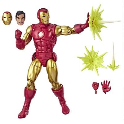 Marvel Legends Series 80th Anniversary Iron Man Action Figure