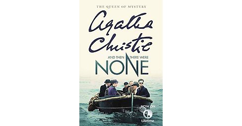 And Then There Were None (Reprint, Media Tie In) (Paperback) (Agatha Christie) - image 1 of 1