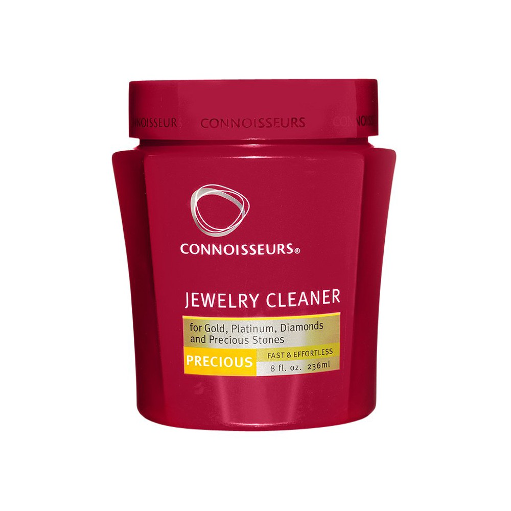 Image of Connoisseurs Precious Jewelry Cleaner, Gold/White/Grey