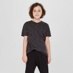 Boys' Short Sleeve Heathered Favorite T-Shirt - Cat & Jack™