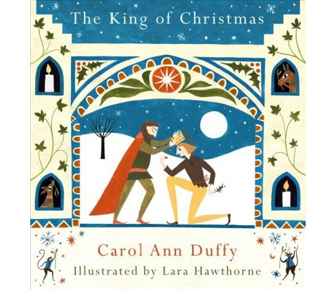 King of Christmas (Hardcover) (Carol Ann Duffy) - image 1 of 1