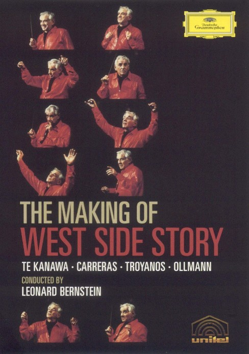 Making of west side story (DVD) - image 1 of 1