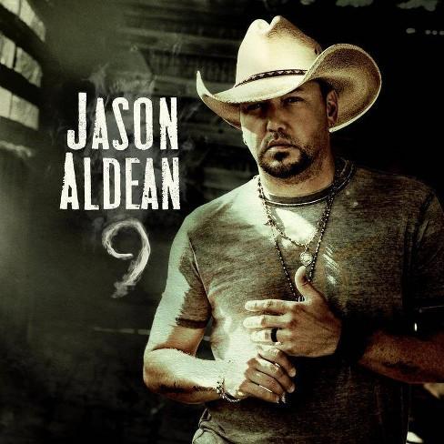 Jason Aldean - 9 (CD) - image 1 of 1