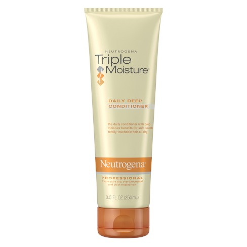 Neutrogena Professional Triple Moisture Daily Deep Hair Conditioner - 85 fl oz - image 1 of 4