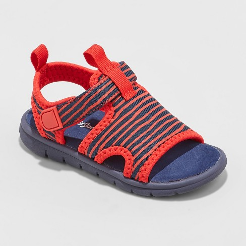 e1268e921 Toddler Boys' Vern Water Shoes - Cat & Jack™ Navy : Target