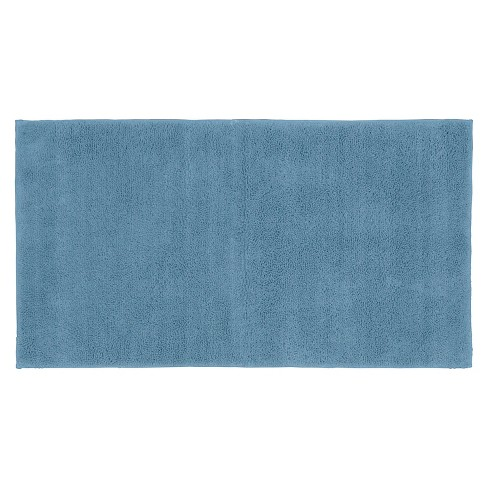 "Garland Queen Cotton Washable Bath Rug - Sky Blue (24""x40"") - image 1 of 1"