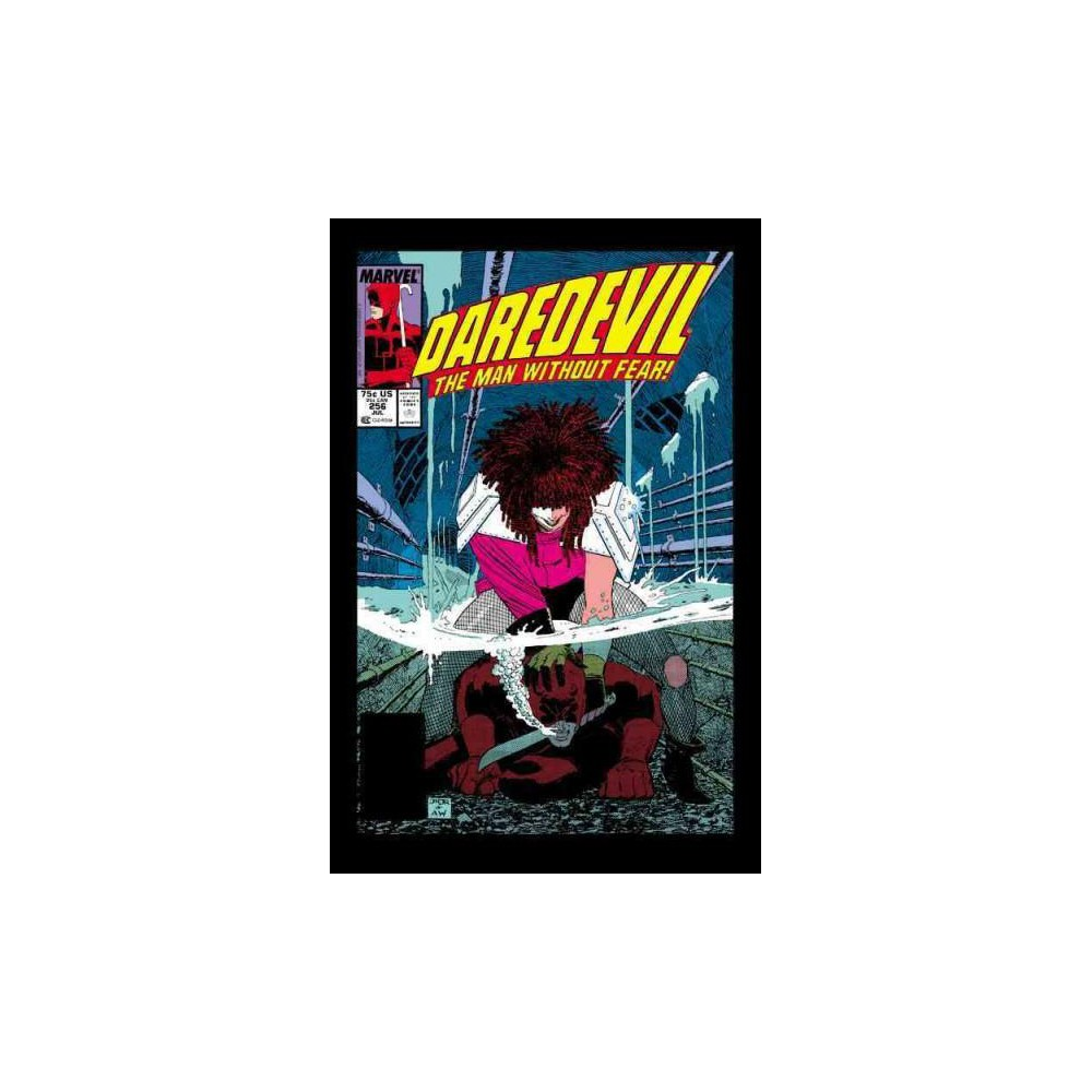 Daredevil Epic Collection : A Touch of Typhoid (Paperback) (Ann Nocenti & Jr. John Romita)