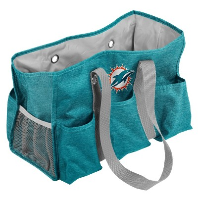 NFL Miami Dolphins Crosshatch Jr Caddy Backpack
