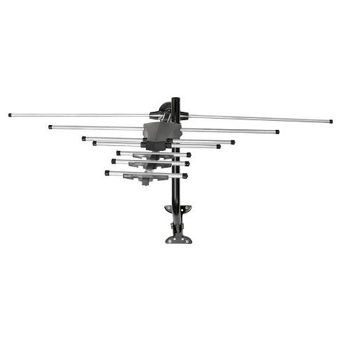 GE Digital Outdoor Antenna - Black - image 1 of 3