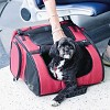 Gen7Pets Cat and Dog Roller-Carrier - M - image 5 of 7