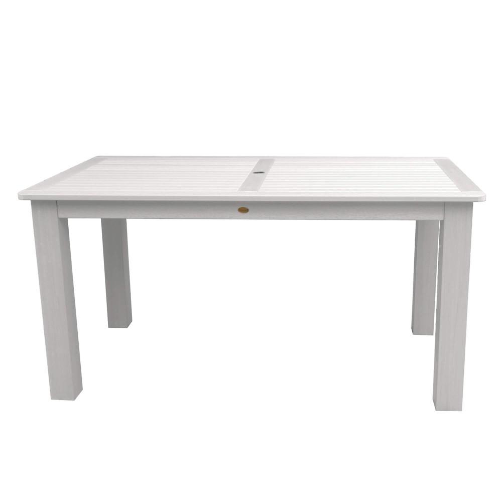 Rectangular 42 X 72 Dining Table White - Highwood