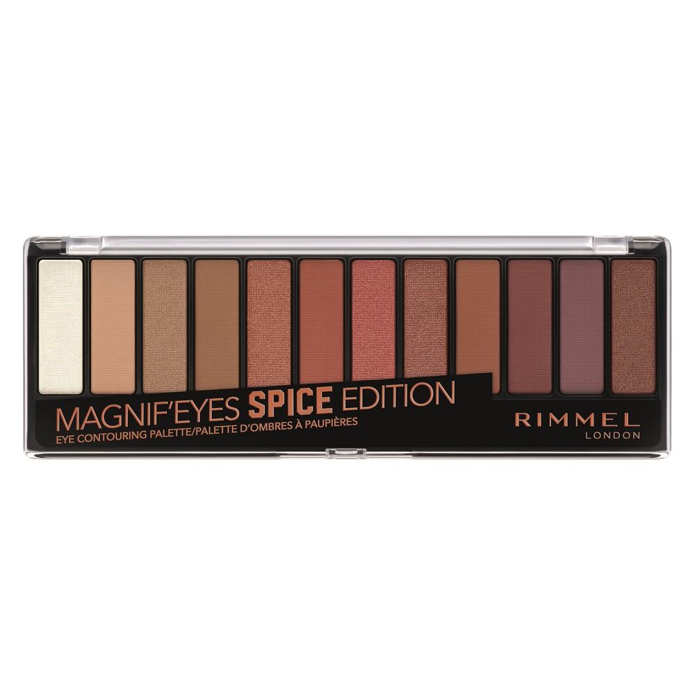 Rimmel Magnif 39 Eyes Eyeshadow Palette 005 Spice 0 5oz