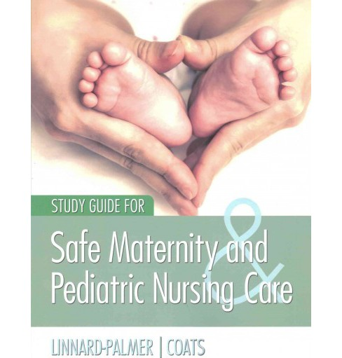 Safe Maternity and Pediatric Nursing Care (Paperback) (RN Luanne Linnard-Palmer & RN Gloria Haile Coats) - image 1 of 1