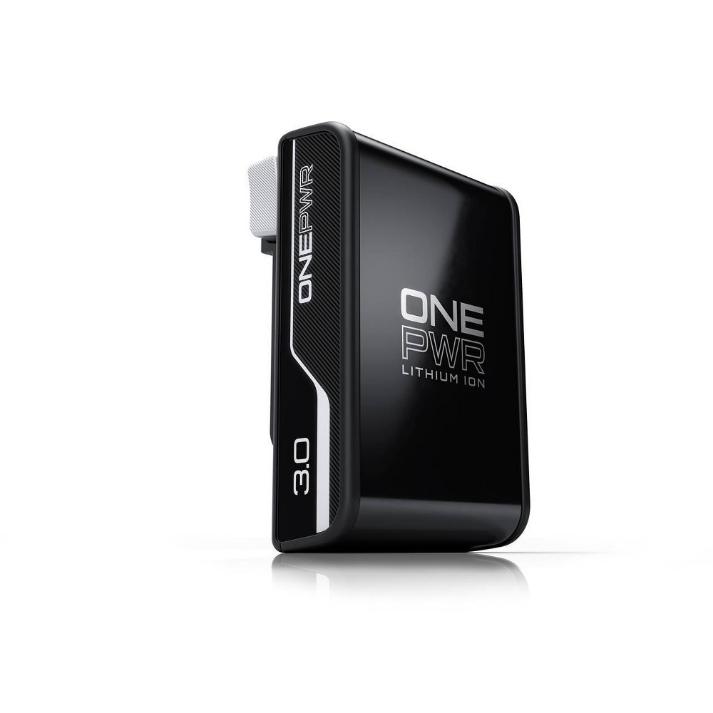 Image of ONEPWR 3.0 AH Lithium-Ion Battery, Black