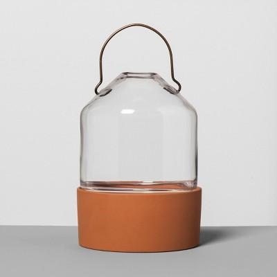 Glass & Terracotta Cloche Small - Hearth & Hand™ with Magnolia