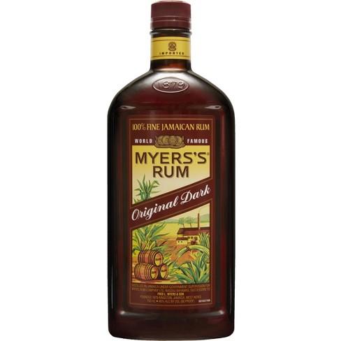 Myers's Dark Jamaican Rum - 750ml Bottle - image 1 of 3