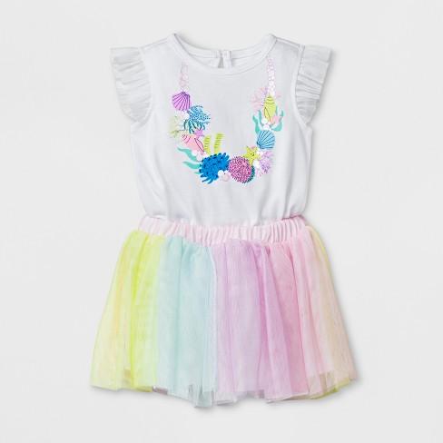 906660b77377 Baby Girls  Bodysuit And Tutu Set - Cat   Jack™ Light Pink 12 Months ...