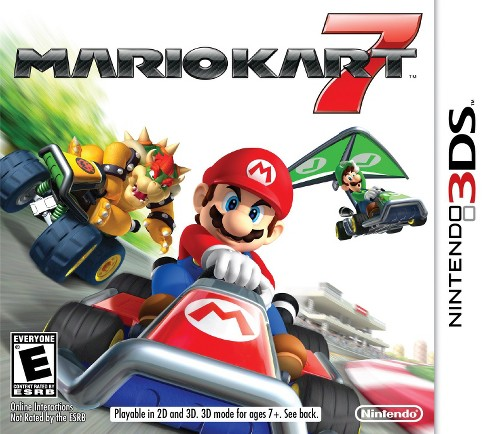 Mario Kart 7 Nintendo 3ds Target