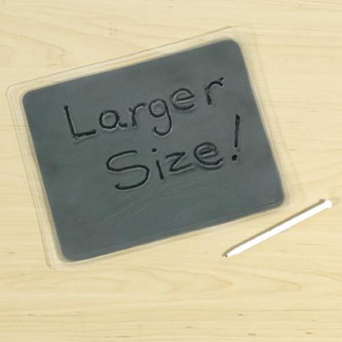 Kaplan Early Learning Genoa Large Gel Writing Boards - Set of 6 - image 1 of 1