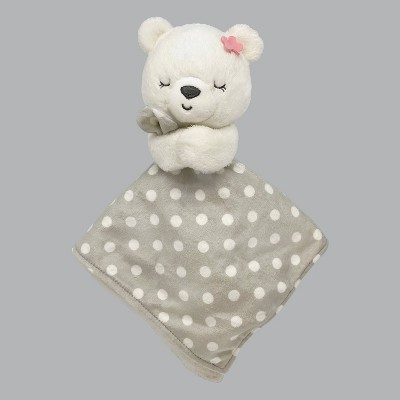 Baby Girls' Bear Plush Security Blanket - Just One You® made by carter's Pink
