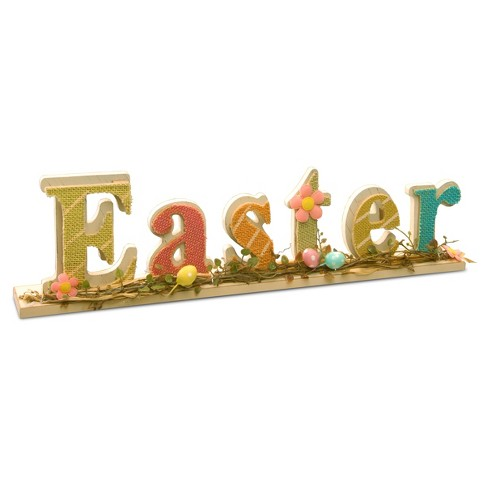 "18"" Easter Room Decor - National Tree Company - image 1 of 2"