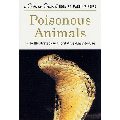 Poisonous Animals - (Golden Guide) by  Edmund D Brodie (Paperback) - image 1 of 1