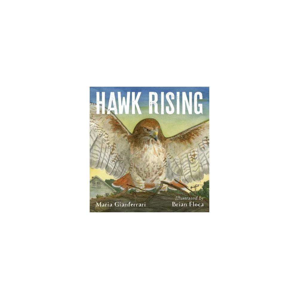 Hawk Rising - by Maria Gianferrari (School And Library)