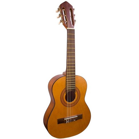 Hohner Student Half-Sized Kids Guitar With Instruction Booklet And Stickers - Hearthsong - image 1 of 2