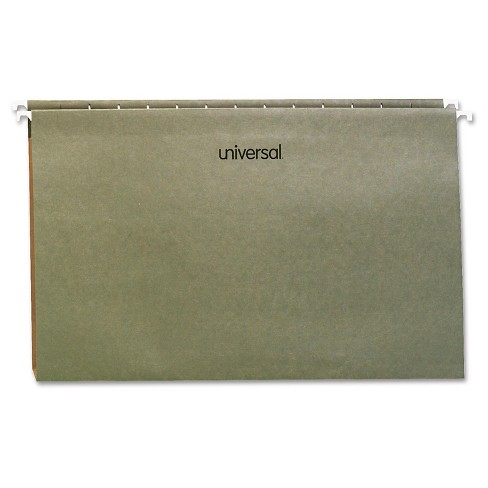 Hanging File Folders Green Universal Office - image 1 of 1