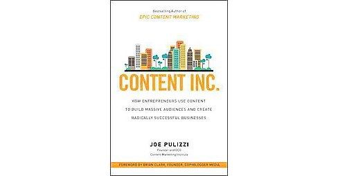 Content Inc. : How Entrepreneurs Use Content to Build Massive Audiences and Create Radically Successful - image 1 of 1