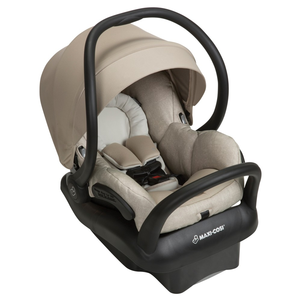 Maxi-Cosi Mico Max 30 Infant Car Seat with Base, Nomad Sand
